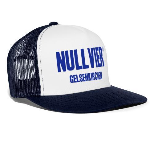 NULLVIER BLUE - Trucker Cap