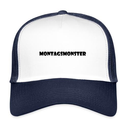 Montagsmonster - Trucker Cap