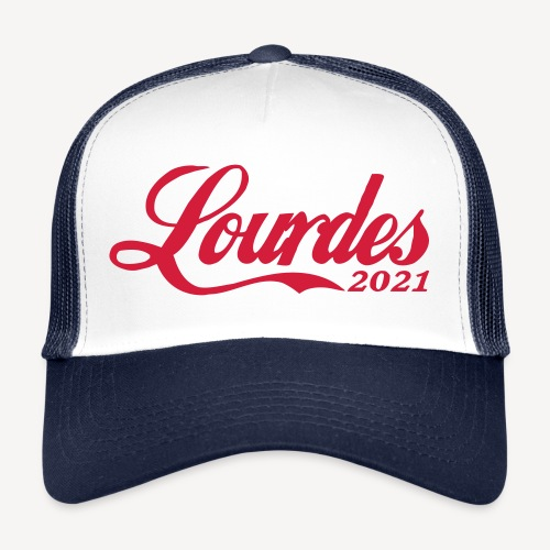 LOURDES 2021 - Trucker Cap