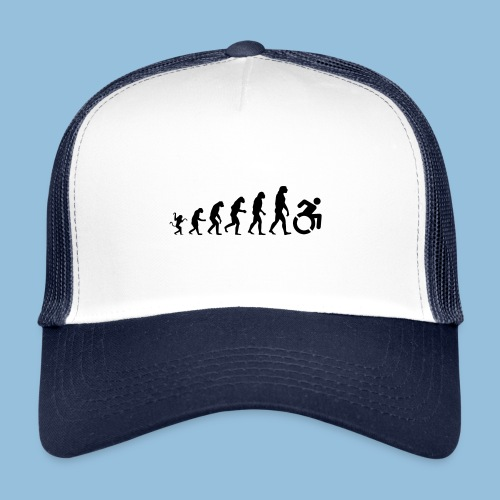 EvolutionWheelchair - Trucker Cap
