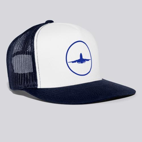 IVAO (Blue Symbol) - Trucker Cap
