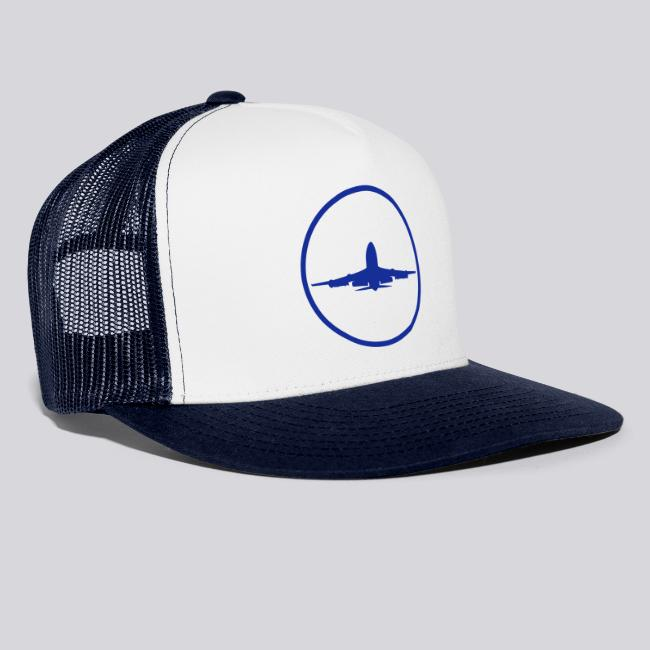 IVAO (symbole bleu)