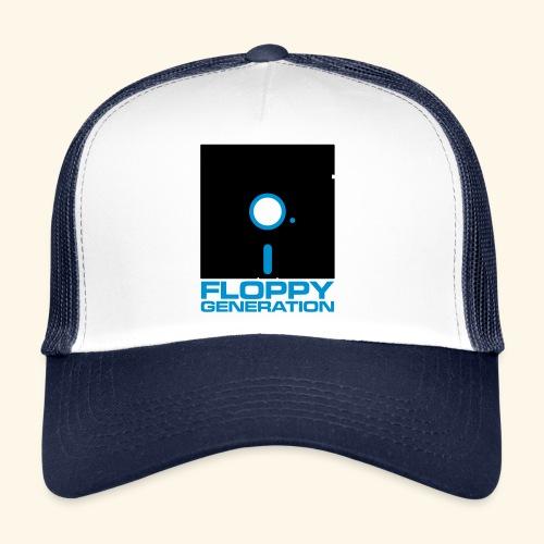 Floppy Generation 5 1/4 - Trucker Cap