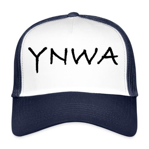 YNWA #1 - Trucker Cap