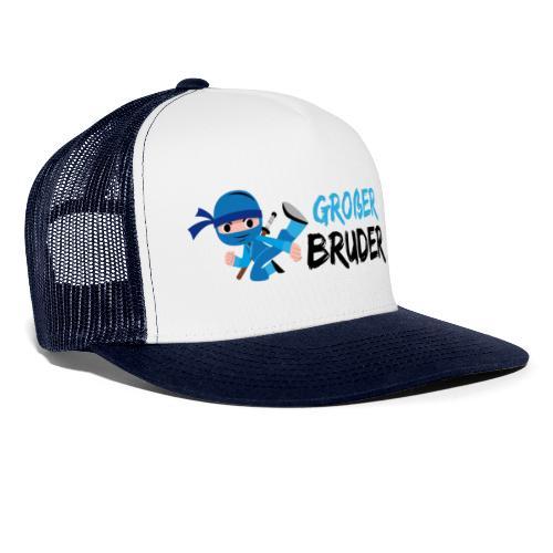 Ninja - Großer Bruder - Trucker Cap