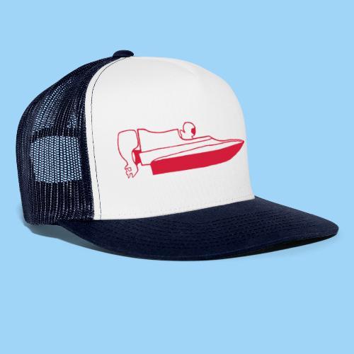Powerboat GT30/GT15 Red - Trucker Cap