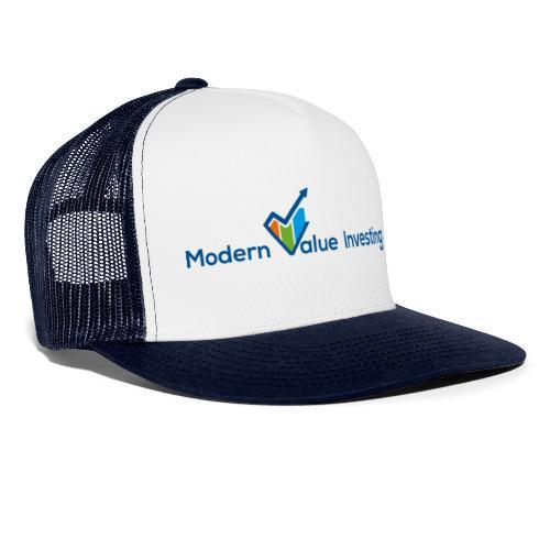 Modern Value Investing Tasse - Trucker Cap