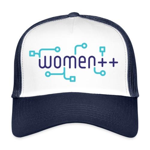 Women++ White - Trucker Cap