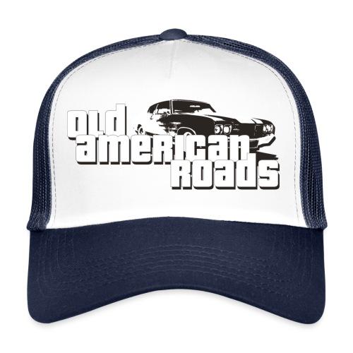 Old American roads - Trucker Cap
