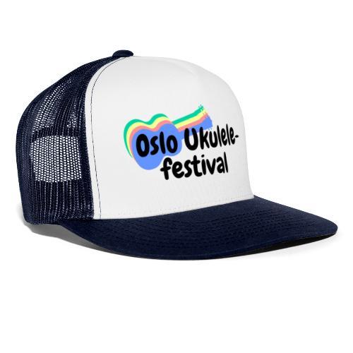 Festival-logo i flere farger - Trucker Cap