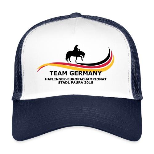 Team EUCH Western_Pfad - Trucker Cap