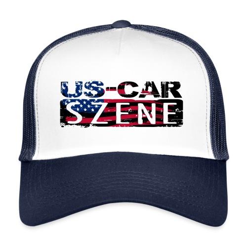 US CAR SZENE LOGO - Trucker Cap
