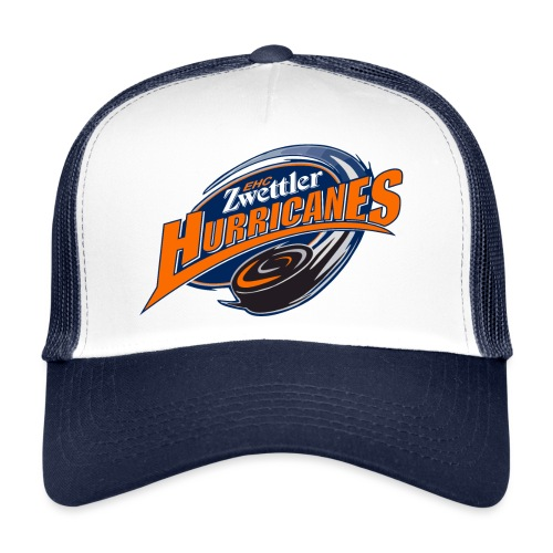 hurricanes logo - Trucker Cap