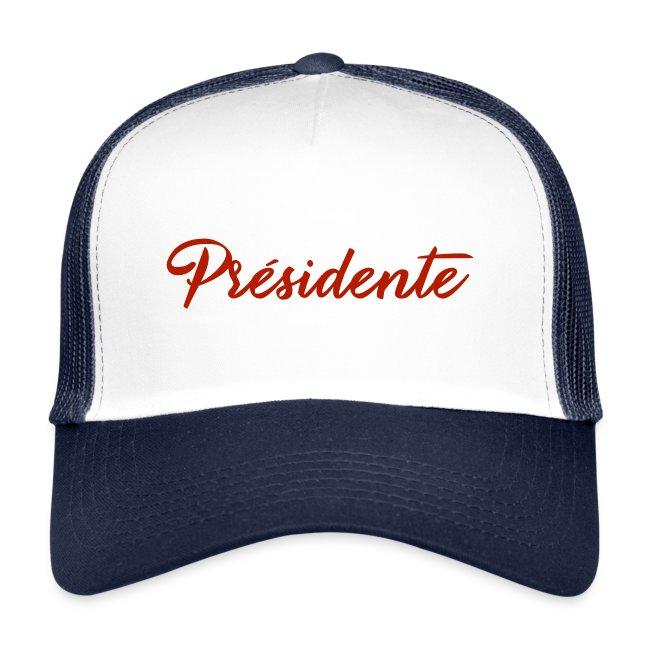 presidente rouge