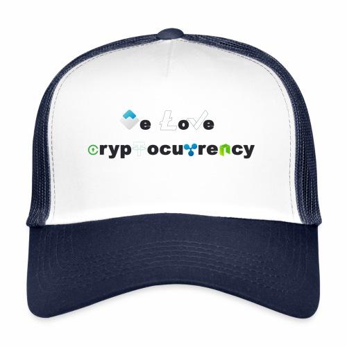 We love cryptocurre II - Trucker Cap