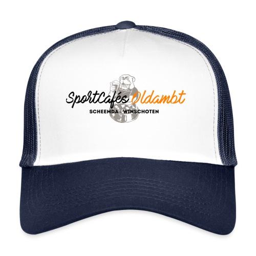 SportCafés Oldambt - Trucker Cap