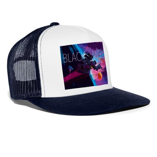 BLACK ANGEL COVER ART - Trucker Cap
