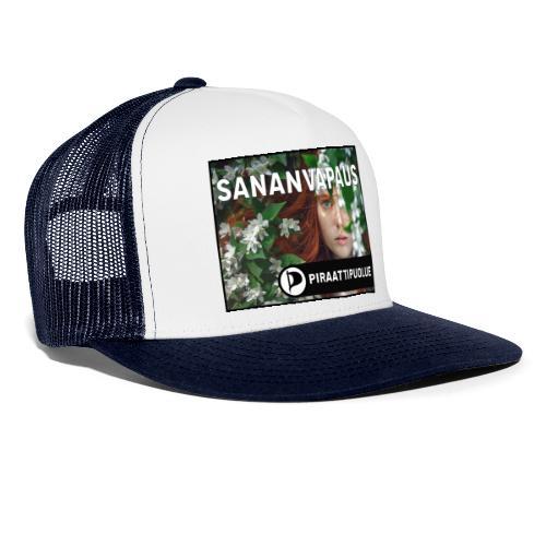 Sananvapaus - Trucker Cap