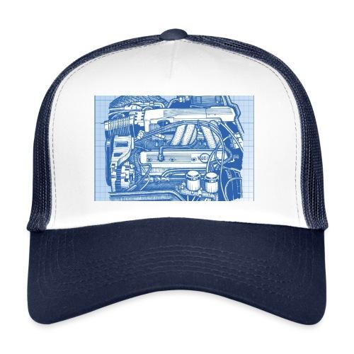 L98 Engine - Trucker Cap