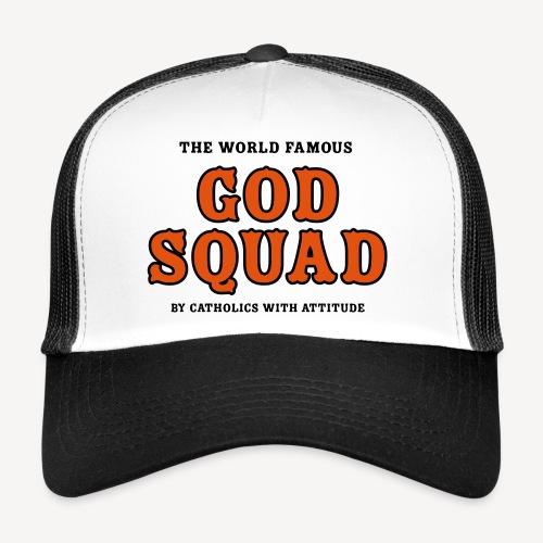 GOD SQUAD - Trucker Cap