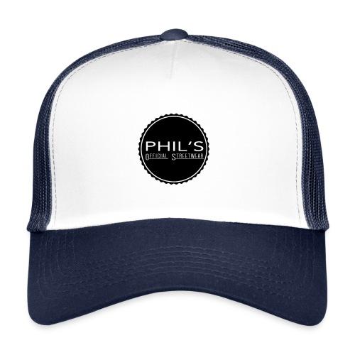 Logo Bench - Trucker Cap