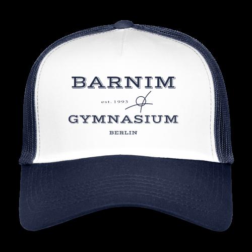 Barnim est. 1993 (dunkelblau) - Trucker Cap