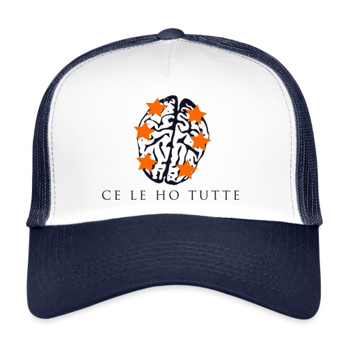 CeLeHoTutte png - Trucker Cap