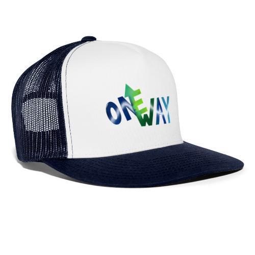 One Way - Trucker Cap