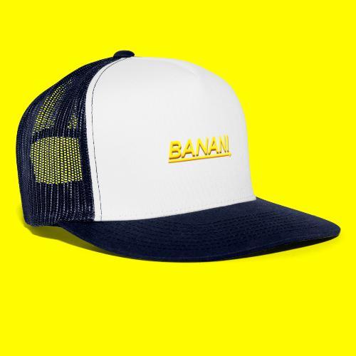 Banani-Schriftzug V2 - Trucker Cap
