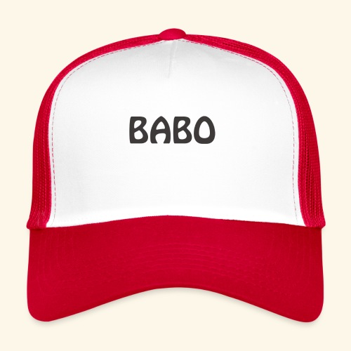 Babo - Trucker Cap
