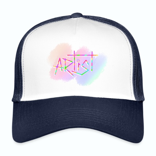 Artist in Colors - Gorra de camionero