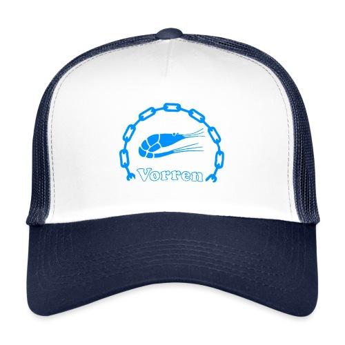Vorren Logo CLASSIC [Blue] - Trucker Cap
