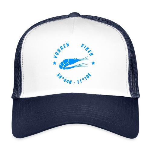 Vorren Logo MODERN [Blue] - Trucker Cap