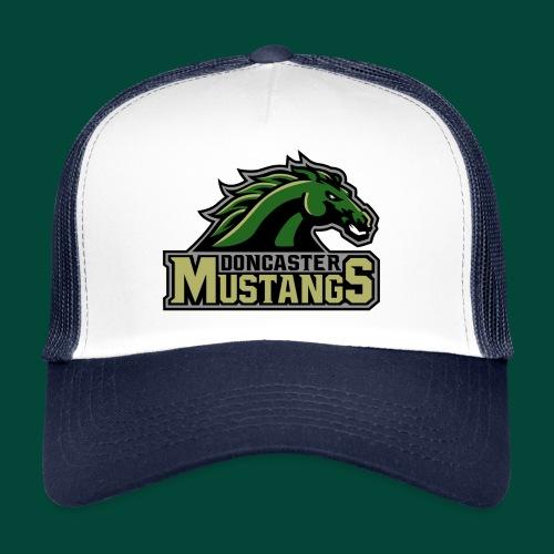 mustangs logo 2019v4 - Trucker Cap