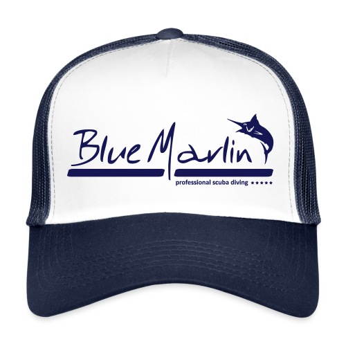 BlueMarlin Divestyle - Trucker Cap