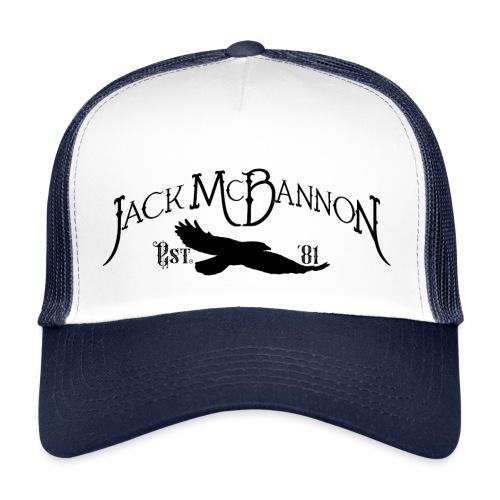 Jack McBannon - Crow 81 II - Trucker Cap