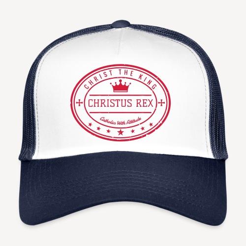 CHRISTUS REX - Trucker Cap