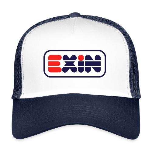 Logo EXIN - Gorra de camionero
