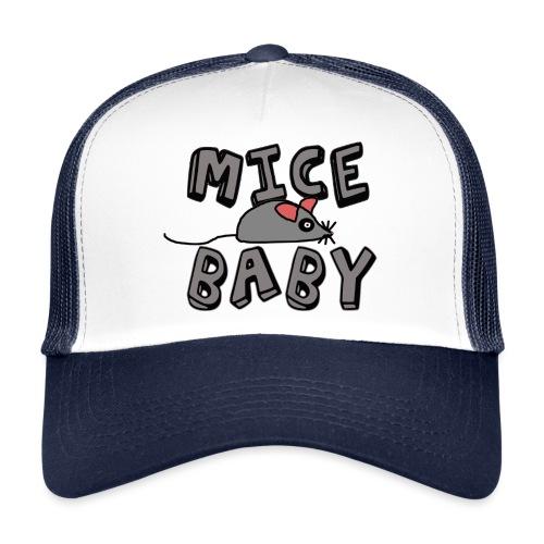 mice mice baby - ice ice baby - Trucker Cap