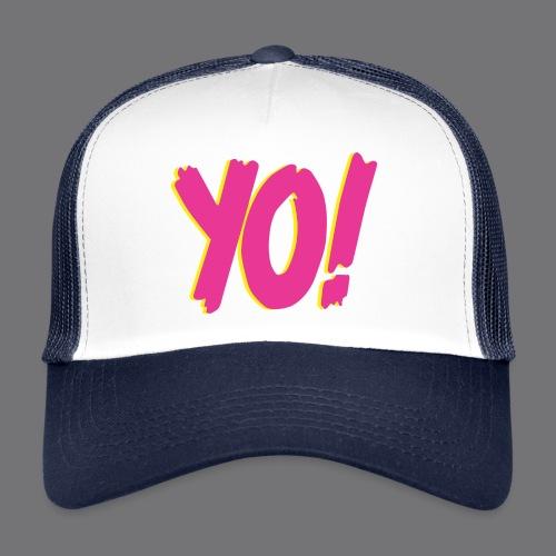YO Tee Shirts - Trucker Cap