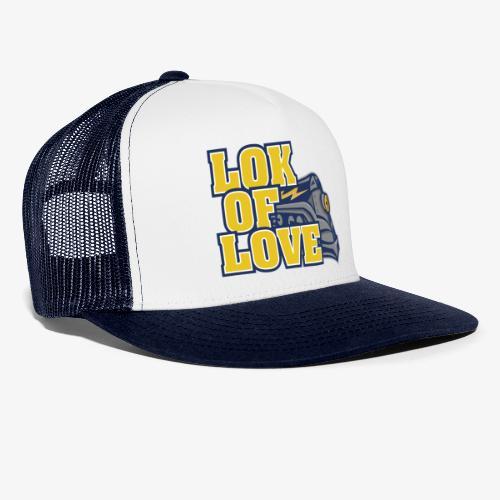 LOK OF LOVE 2 - Trucker Cap