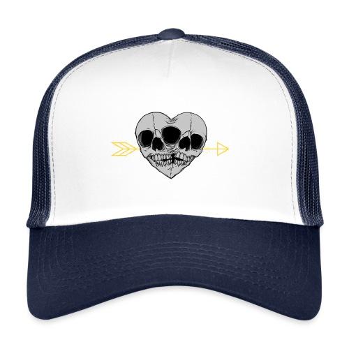 I LOVE MY TWIN - Trucker Cap