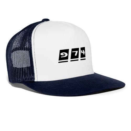 Ecriture 974 - Trucker Cap