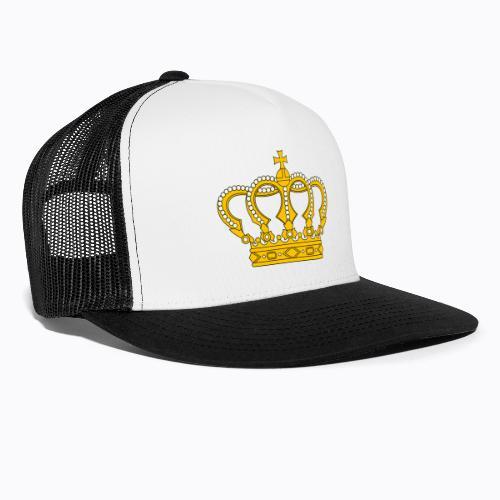 Golden crown - Trucker Cap