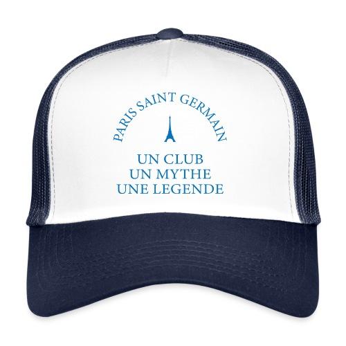 Un mythe bleu png - Trucker Cap