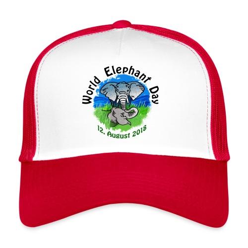 World Elephant Day 2018 - Trucker Cap