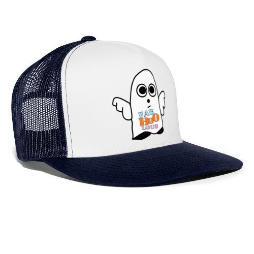 Halloween Geist BOO - Trucker Cap
