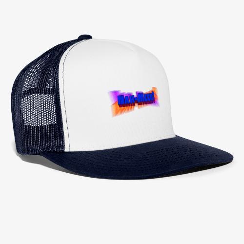 Nah meen blue - Trucker Cap
