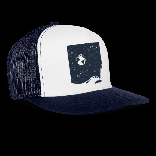The dream of life - Trucker Cap
