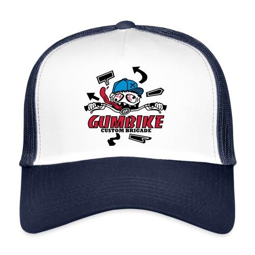 gumbike-monster - Trucker Cap